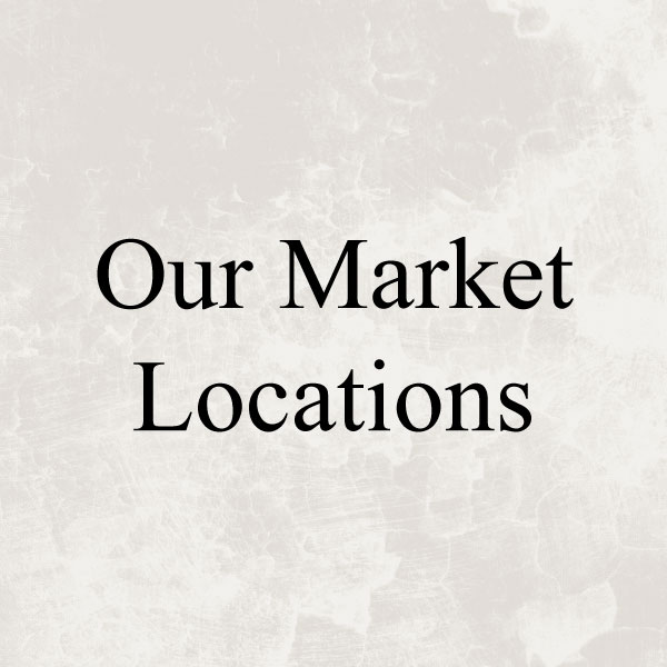 Our Market Locations
